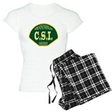 Sheriff CSI pajamas