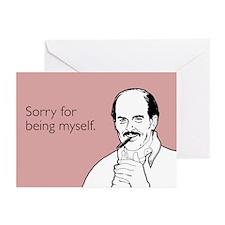 Being Myself Greeting Cards (Pk of 10)