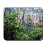 """Verde River Canyon"" Mousepad"