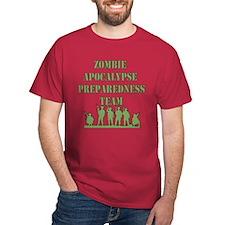 Zombie Apocalypse Preparedness Team T-Shirt