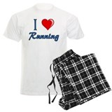I Heart Running pajamas