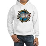 Dad the legend Hooded Sweatshirt