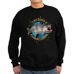 Dad the legend Sweatshirt (dark)