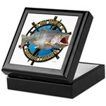 Dad the legend Keepsake Box