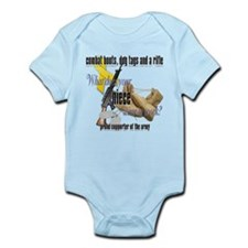 Army What Does Your Niece Wear Infant Bodysuit