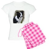 Border Collie Art pajamas