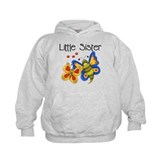 Little Sister butterfly Hoody