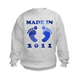 Made In 2011 (Blue) Jumpers