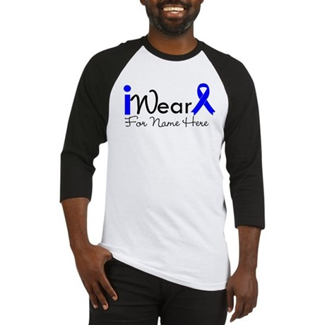 Personalize Colon Cancer Baseball Jersey