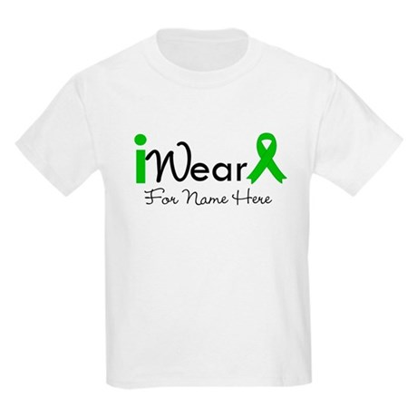 Personalize Bile Duct Cancer Kids Light T-Shirt