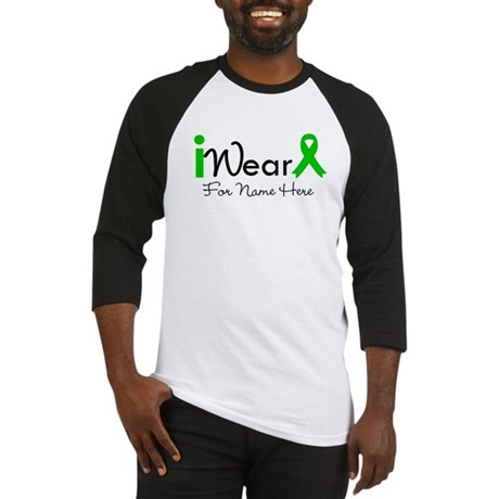 Personalize Bile Duct Cancer Baseball Jersey