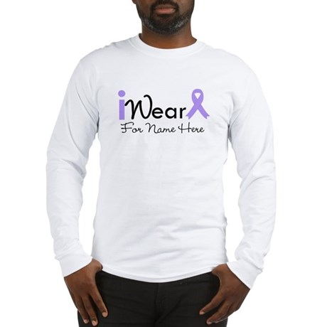Personalize General Cancer Long Sleeve T-Shirt