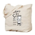 DANIEL JOHNSTON Tote Bag