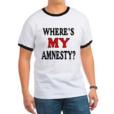 Where's MY Amnesty? T