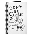 DANIEL JOHNSTON Journal