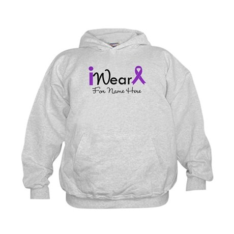 Personalize Lupus Kids Hoodie