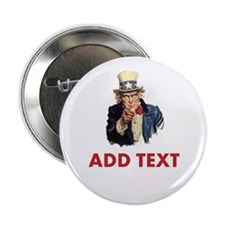 "Cool Add your text 2.25"" Button (10 pack)"