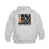 I Walk Multiple Sclerosis Hoodie