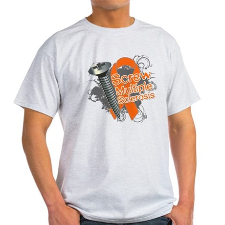 Screw Multiple Sclerosis Light T-Shirt