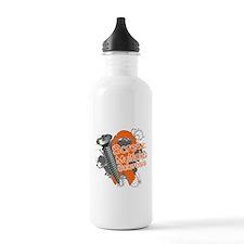 Screw Multiple Sclerosis Sports Water Bottle