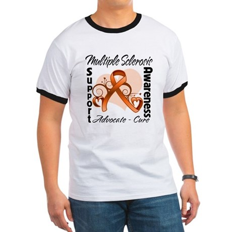 Multiple Sclerosis Awareness Ringer T