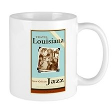 Travel Louisiana - Jazz Mug