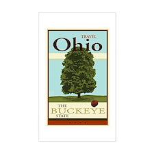 Travel Ohio Decal