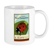 Travel New Hampshire Small Mug