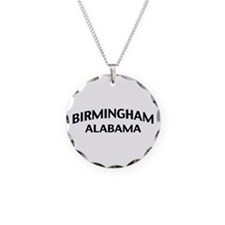 Birmingham Alabama Necklace