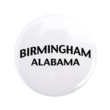 "Birmingham Alabama 3.5"" Button (100 pack)"