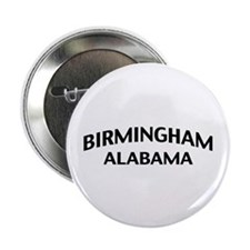 "Birmingham Alabama 2.25"" Button (10 pack)"