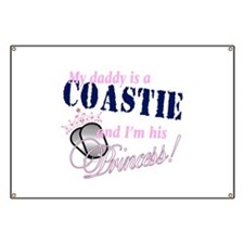 Coastie's Princess Banner