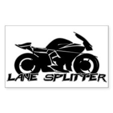 Lane Splitter Decal