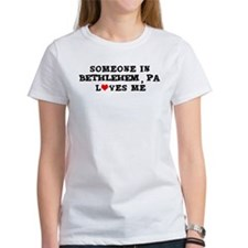 Someone in Bethlehem Tee