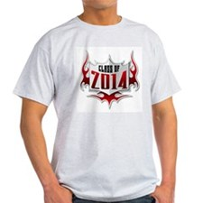 Class of 14 Flames T-Shirt