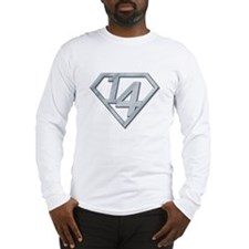 Class of 14 Superman Long Sleeve T-Shirt