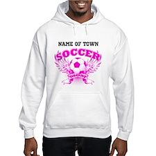 Cute Soccer moms Hoodie