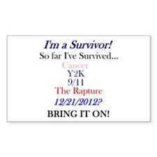 Cute Survivor 12 21 12 Decal