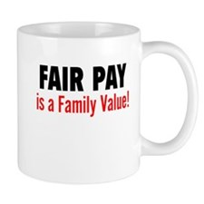 Fair Pay: Coffee Mug
