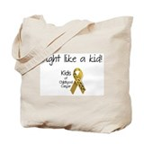 Kids of Childhood Cancer Tote Bag