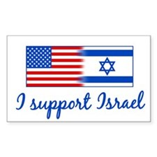 Support Israel Stickers