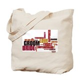 Words for Marriage Tote