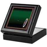 Bulls Eye Keepsake Box