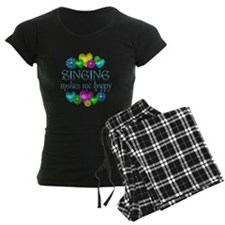 Singing Happiness Pajamas