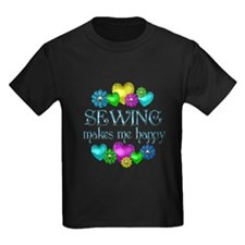 Sewing Happiness T