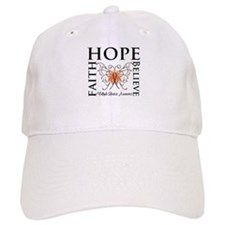 Hope Faith Multiple Sclerosis Baseball Cap
