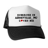 Someone in Asheville Trucker Hat