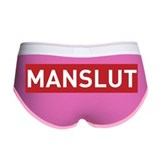 Manslut Women's Boy Brief