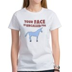Your Face Women's T-Shirt