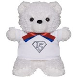 Class of 15 Superman Teddy Bear